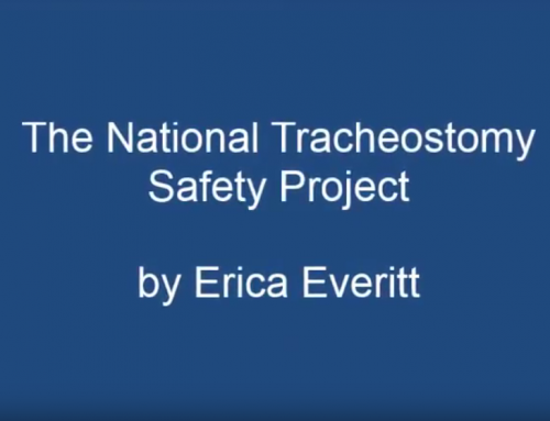 The National Tracheostomy Safety Project