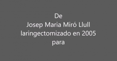 Josep María Miró Llul intervención Congreso AEEORL 2017