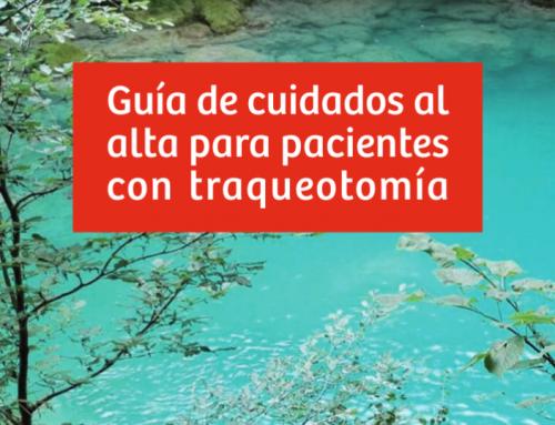 Guía de cuidados al paciente con traqueotomía